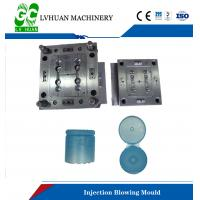 China Compact Structure Plastic Bottle Cap Mould High Durability Long Using Life on sale