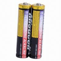 Buy cheap 1.5V AAA LR03 Alkaline Battery from wholesalers