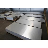 Buy cheap Freezer Inner Wall Anodized Aluminum Plate 1060 1100 1050 Grade Available from wholesalers