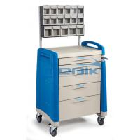 Buy cheap Model YA-TRA02   Anesthesia Cart With Multi Bin Organizer from wholesalers