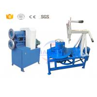 Buy cheap Plastic Scrap Rubber Tires Recycling Machine With Powerful Engine CE Certificate from wholesalers