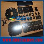Buy cheap Custom carbon fiber sheet/ carbon fiber cnc cutting from wholesalers