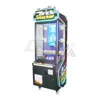 Buy cheap Brick Stocker toy claw machine for sale attractive cheap arcade machine from wholesalers