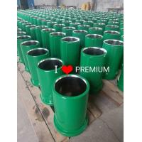Buy cheap TEXMA Continental Emsco F-800 / 1000 Mud Pump Liners from wholesalers
