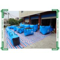 Buy cheap Scratch Proof Inflatable Paintball Bunkers Giant For 5 or 6 Men from wholesalers