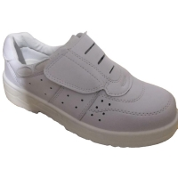 Buy cheap PVC 220-300mm Cleanroom Anti Smash  Steel Toes ESD Safety Shoes from wholesalers