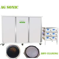 China Ultrasonic Diesel Particulate Filter Cleaning Machine Cleaning For Cars Vans Trucks All kinds Of DPF on sale