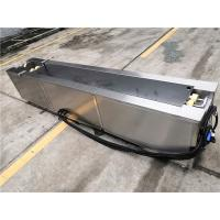 Buy cheap Stainless Steel Digital Anilox Roller Cleaning Equipment With Power Adjust from wholesalers