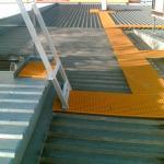 Buy cheap anti-skidding  fiberglass molded grating walkway from wholesalers