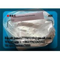 Buy cheap Muscle Building Anabolic Raw Testosterone Powder Test Decanoate CAS 5721-91-5 from wholesalers