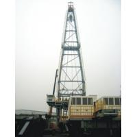 Buy cheap Trailer-mounted drill Rig,petroleum equipments,Seaco oilfield equipment from wholesalers