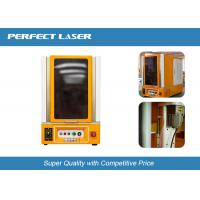 Industrial Fibre Laser Marking Machine With 0.005mm Min Focusing Spot , CE ISO Certificate Manufactures