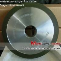 Buy cheap 1A1 resin bond CBN grinding wheel for HSS from wholesalers