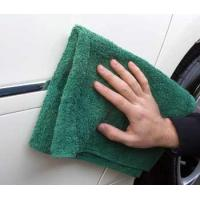 Buy cheap microfiber car cleaning towel from wholesalers