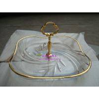 Buy cheap decorative fruit tray from wholesalers