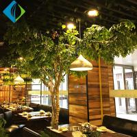 Wholesale 2.5m Artificial Tree Plant For Restaurant Wedding Hotel Home Decoration from china suppliers