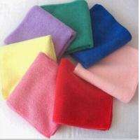 Buy cheap Special offer towel manufacturers selling small towel microfiber towel wholesale gifts gifts multicolor 30*30 from wholesalers