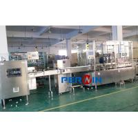 Buy cheap 30ml Spray Bottles Automatic Filling Line With Labeling Machine from wholesalers