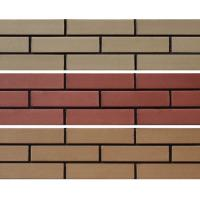 Customized Flat Split Face Brick Outside Wall Decoration Smooth Face Brick Manufactures