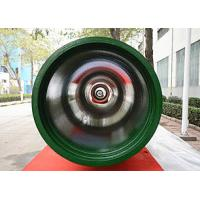 Wholesale Black / Green Fusion Bond Epoxy Coated Pipe Class K7 K8 K9 100% Hydro Test from china suppliers