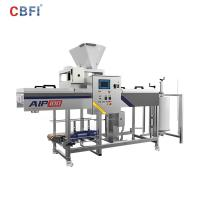 Buy cheap CBFI Easy Operation Edible Ice Packing System Save Labor Cost And Production Cost from wholesalers