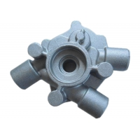 Wholesale 100-70-03 80-55-06 Ductile Cast Iron Pre-Coated Sand Castings Process from china suppliers