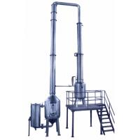 Buy cheap Alcohol Retrieve Concentrator Concentration Equipment 0Cr18Ni9 Material from wholesalers