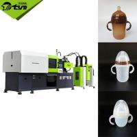 Buy cheap High Precision Automatic Injection Moulding Machine For Baby Bottle from wholesalers