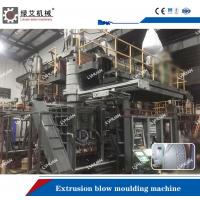 Buy cheap Automatic Extrusion Blow Molding Machine , Water Tank Blow Molding Machine from wholesalers