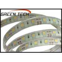 Buy cheap Warm White 12 Volt Outdoor Led Strip Lighting For Advertisement Sign Lighting from wholesalers