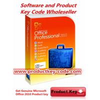 Discount Microsoft Office 2010 Product Key, For Genuine Office professional 2010 Key Code FPP ESD Manufactures