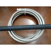 Buy cheap Stainless Steel/Nylon Braided Transmission Oil Cooler Hose and Assembly from wholesalers