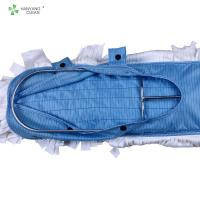 Wholesale Washable Clean Room Mops Lint Free For Chemical Plant / Food Factory from china suppliers
