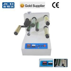 China Mini bopp adhesive tape slitter rewinder on sale