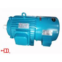 Buy cheap Industrial Adjustable 4 Pole High Torque Electric Motor Low Rpm , High Performance from wholesalers