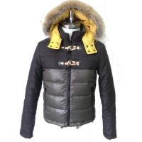 Buy cheap Breathable Mens Coats Jackets , Hooded Padded Jacket For Adult from wholesalers