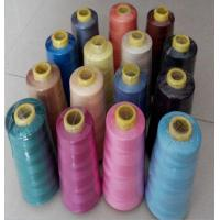 Buy cheap 100% polyester sewing thread from wholesalers