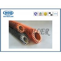 Buy cheap Industrial Boiler Economizer Heat Exchanger Tubes , Spiral Fin Tube For Heat Transfe from wholesalers