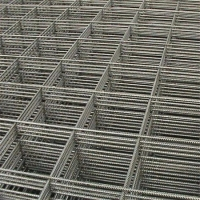 Buy cheap Temporary Fence Galvanized Welded Wire Mesh Fence Panel Reinforcing Mesh from wholesalers