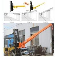 Buy cheap Telescopic Fork Mounted Jibs Tlb03 from wholesalers