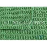 Buy cheap Microfiber Merbau Walf Checks Shaped Towel Fabric Used In Beach Towel Or Pajamas from wholesalers