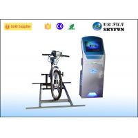 Wholesale Professional Blue virtual reality bike ride Sport Game With 3D Glasses from china suppliers