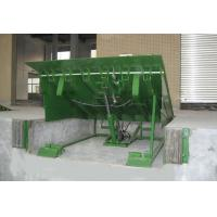 Buy cheap 6 ton hydraulic loading bay with -0.30 - +0.40 m Lifting height for dock leveler from wholesalers