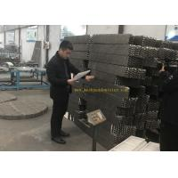 Buy cheap 500Y Custom Size Metal Perforated Plate 316L Distillation Packing from wholesalers