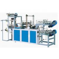 Buy cheap LC-B1100 T-SHIRT BAG,FLAT BAG ROLLING BAG MAKING MACHINE (with paper core) from wholesalers