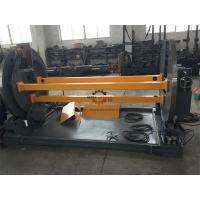 Light Pole Machine Motorized Elevation Self Centering PLC Connection With Robot Manufactures