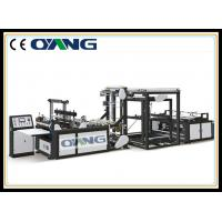 Buy cheap 10 Stepper Motor Driving Design Non Woven Bag Making Machine With Handle from wholesalers