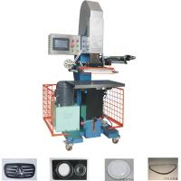 Buy cheap JL-500D hydraulic automatic hot stamping machine from wholesalers
