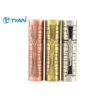 Wholesale 3 V - 6 V Telescopic Mechanical Mod 18650 Battery Ego Thread from china suppliers