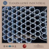Buy cheap HDG hot dipped galvanized steel pipe / scaffold pipe for scaffold stair tower from wholesalers